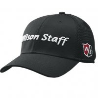 Wilson Staff Tour Mesh Cap 2018 Black