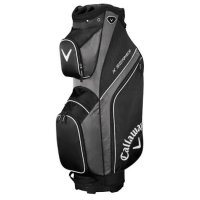 Callaway X-Series Cart Bag 2019 Black/Titanium/White