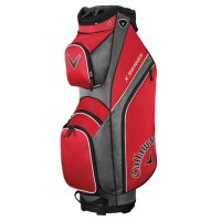 Callaway X-Series Cart Bag 2019 Red/Titanium/White