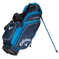 Callaway X-Series Stand Bag 2019 Navy/Royal/White