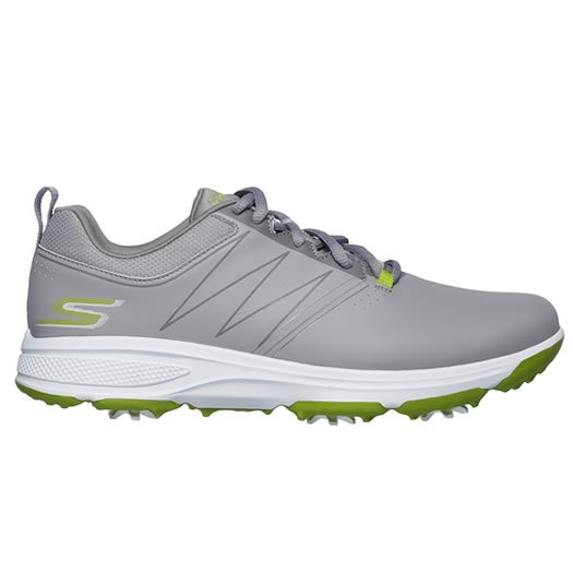 Skechers Go Golf Torque Golf Shoes 2021 54541 Grey/Lime