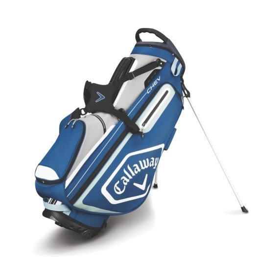 Callaway Chev Stand Bag 5119045 Blue/Grey