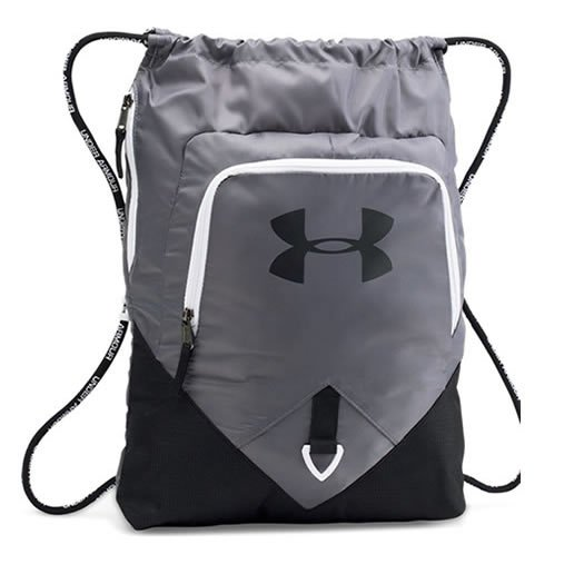 Under Armour Undeniable Sackpack 2018 1261954 040 Grey